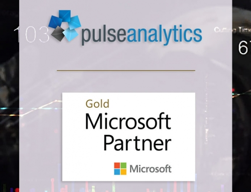 Microsoft Gold partnership for Pulse Analytics